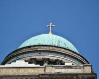 Igreja Esztergom Fotografia de Stock