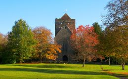 Igreja Etchingham Fotos de Stock Royalty Free