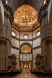 Igreja Florença Italia fotos de stock royalty free