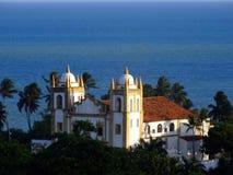 Igreja font Carmo, Olinda Image stock