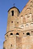 Igreja-fortaleza velha Fotos de Stock Royalty Free