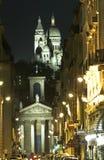 Igreja francesa foto de stock royalty free