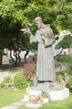 Igreja Franciscan, Sibenik, região de Dalmácia, Croácia, Europa imagens de stock