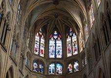 Igreja gótico Imagens de Stock Royalty Free