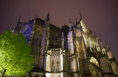 Igreja gótico Fotografia de Stock Royalty Free