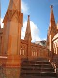 Igreja gótico fotos de stock