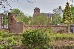 A igreja grande Fotos de Stock Royalty Free