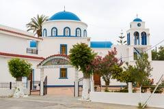 Igreja grega imagens de stock