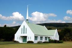 Igreja havaiana fotografia de stock royalty free
