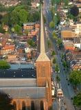 Igreja Hengelo de Lamberto de Saint fotografia de stock