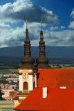 Igreja histórica imagens de stock royalty free