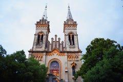 A igreja histórica Imagens de Stock Royalty Free