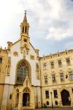 Igreja histórica em Sopron Foto de Stock