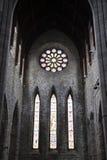 Igreja interna Fotos de Stock