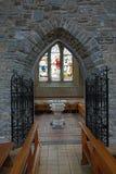 Igreja interna Foto de Stock
