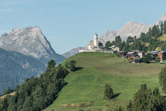 Igreja - Itália Fotografia de Stock Royalty Free