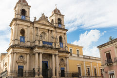 Igreja italiana Fotos de Stock