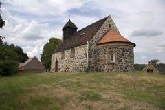 Igreja Kleinmarzehns Imagem de Stock Royalty Free