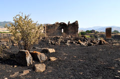 Igreja Kotayk de Gevorg de Saint, Armênia Imagens de Stock