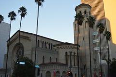 Igreja Los Angeles dos oásis Fotos de Stock Royalty Free