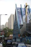 A igreja luterana da redenção em Hong Kong Fotografia de Stock Royalty Free