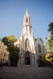 A igreja luterana evangélica, Trieste Fotos de Stock Royalty Free