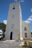 A igreja a mais velha na ilha de Barbados fotos de stock royalty free