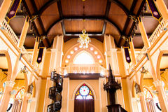 Igreja maravilhosa Fotos de Stock Royalty Free