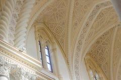 Igreja Matrice di Erice Fotografia de Stock Royalty Free