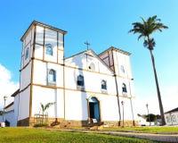 Igreja Matriz de Nossa Senhora gör Rosà ¡ rio Royaltyfria Bilder