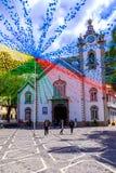 Igreja Matriz de Sao Bento教会 库存图片
