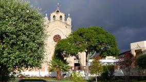 Igreja Matriz e Central Park Saraguro Equador filme