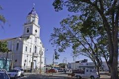Igreja Matriz - São José DOS Campos - Brasilien arkivbilder