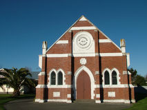 Igreja metodista Imagens de Stock Royalty Free