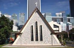 Igreja metodista do Tamil Foto de Stock
