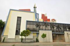 Igreja metodista primeiramente unida Foto de Stock Royalty Free
