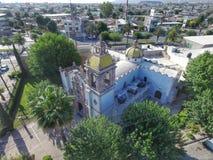 Igreja mexicana 3 Foto de Stock Royalty Free