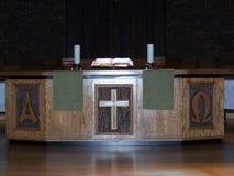 Igreja moderna Alta Imagens de Stock