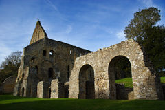 Igreja na batalha Foto de Stock Royalty Free