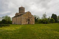 Igreja na vila de Mokva Imagens de Stock