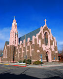 Igreja no Flagstaff fotografia de stock