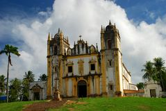 Igreja Nossa Senhora do Carmo. Olinda, Pernambuco, Brazil Stock Photography