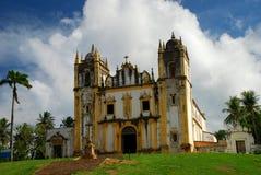 Igreja Nossa Senhora font Carmo. Olinda, Pernambuco, Brésil photographie stock