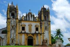 Igreja Nossa Senhora hace a Carmen Olinda, Pernambuco, el Brasil Fotos de archivo
