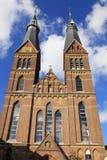Igreja & x27; Nossa senhora Immaculate Conception & x27; em Amsterdão, Netherland fotografia de stock