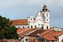 Igreja Olinda de Amparo Fotografia de Stock Royalty Free