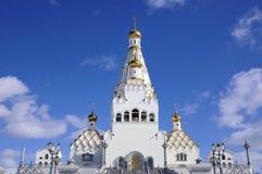Igreja ortodoxa Imagens de Stock Royalty Free
