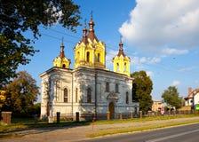 Igreja ortodoxa Fotos de Stock