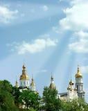 Igreja ortodoxa imagens de stock