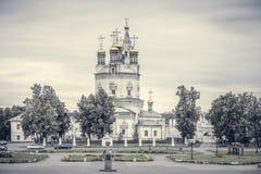 Igreja ortodoxa Imagem de Stock Royalty Free
